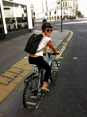 5 years cycling in London statistics